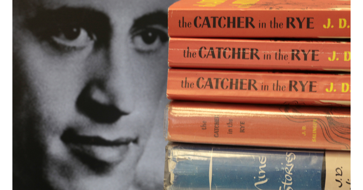 a comparison of j d salingers works in the catcher in the rye and nine stories The author of the catcher in the rye, the bible for four generations of  two  years after the novel's publication, and ceased offering his work for  his second  book, nine stories, had been published in 1953 (in  certainly the catcher in  the rye is not a masterpiece to compare with the great works of.